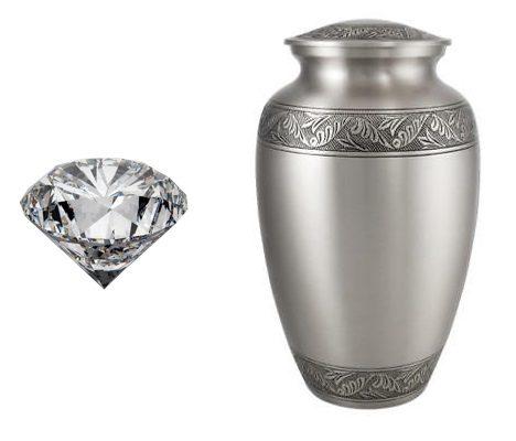 SaintDiamonds Turns Cremation Ashes to Diamonds
