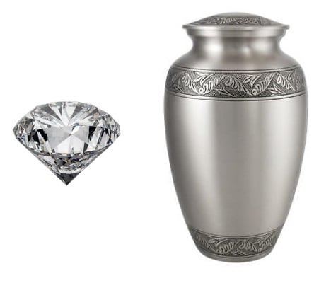 SaintDiamonds Turns Cremation Ashes to Diamonds